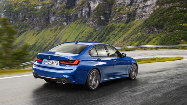 2019 BMW 3 Series Launched In India With Prices Starting At Rs 41.40 Lakh: Specs, Features, Colours & More