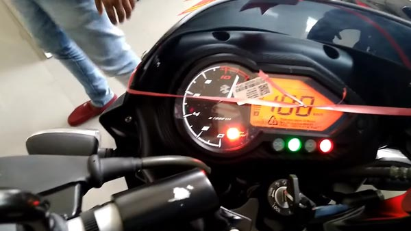 Bajaj Pulsar 125 Neon Spotted At Dealership As Launch Date Nears