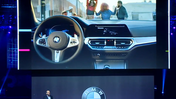 New BMW 3 Series Launch Interiors