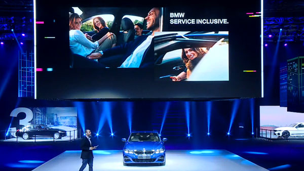 New BMW 3 Series Launch Service & Support
