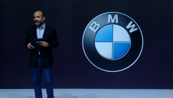New BMW 3 Series Launch Event Started
