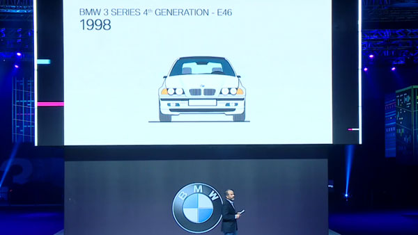 New BMW 3 Series Launch