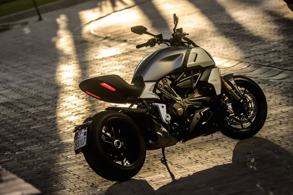 Ducati Diavel 1260 Launched In India At Rs 17 70 Lakh With A Number