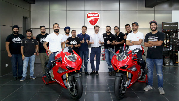 Deliveries Of The Ducati Panigale V4 R Begin In India