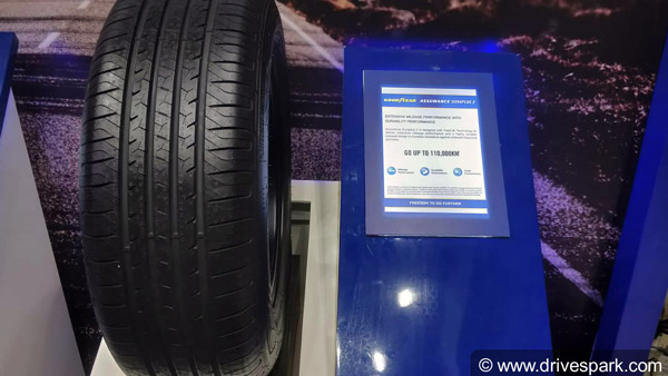 Goodyear Assurance DuraPlus 2 & Wrangler AT SilentTrac Car Tyres Launched In India