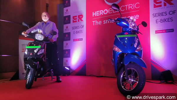 Hero Electric Optima ER & Nyx ER Electric Scooters Launched In India: Prices Start At Rs 68,721