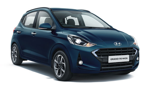 Spy Pics: Hyundai Grand i10 NIOS Spied Testing; India-Launch On August 20th