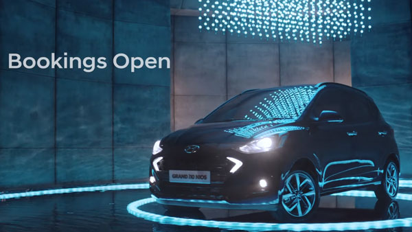 Hyundai Grand i10 Nios Production Begins: Rolls-Out 1st Production Car In India