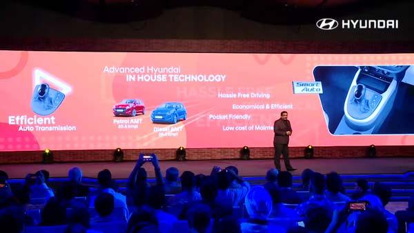 Hyundai Grand i10 NIOS Gearbox