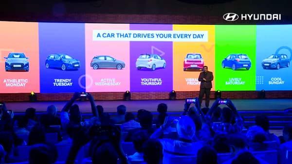 Hyundai Grand i10 NIOS Launch Live