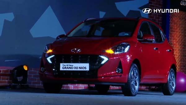 Hyundai Grand i10 Launch