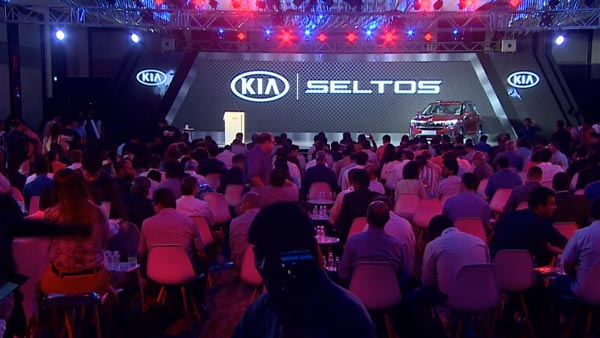 Kia Seltos Launch
