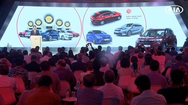 Kia Seltos India Launch