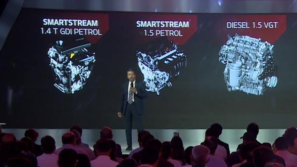 Kia Seltos Engine Specifications