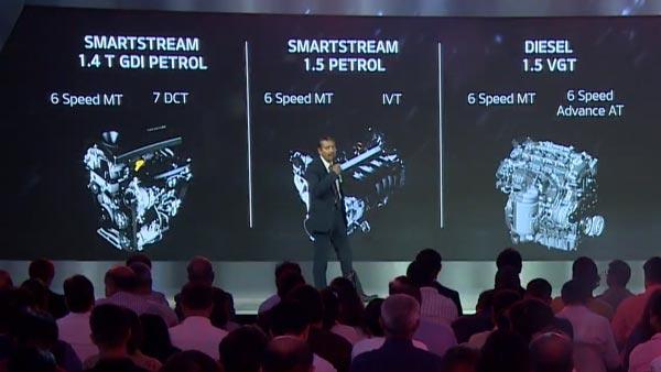 Kia Seltos Engine & Gearbox Options