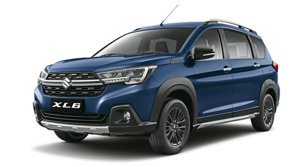 Maruti XL6 Official Accessories Launched: Gets Roof Spoiler, Carpet Mats & More!
