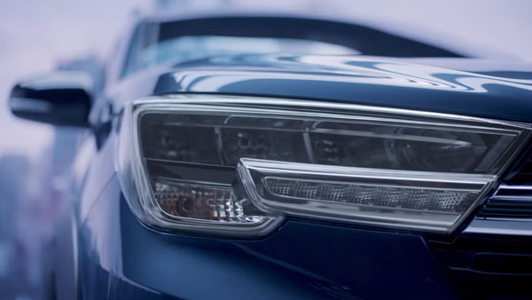Maruti Suzuki XL6 Teaser Videos: Showcases Captain Seats, Updated Front Grille & LED Headlamps