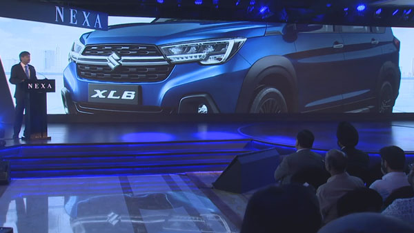 Maruti Suzuki XL6 Design
