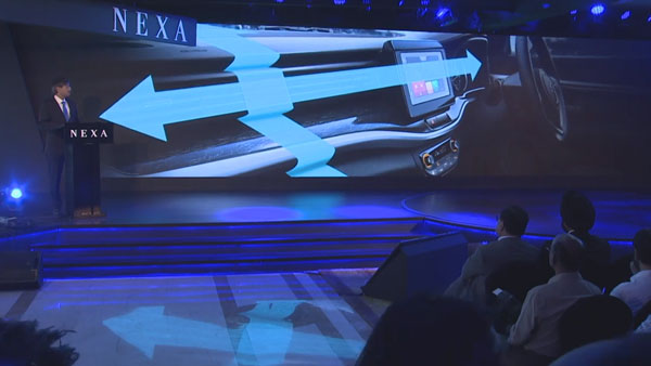 Maruti Suzuki XL6 Interiors