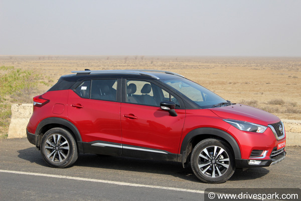 Nissan Kicks & Datsun Go And Go Plus Models To Get Automatic Transmissions