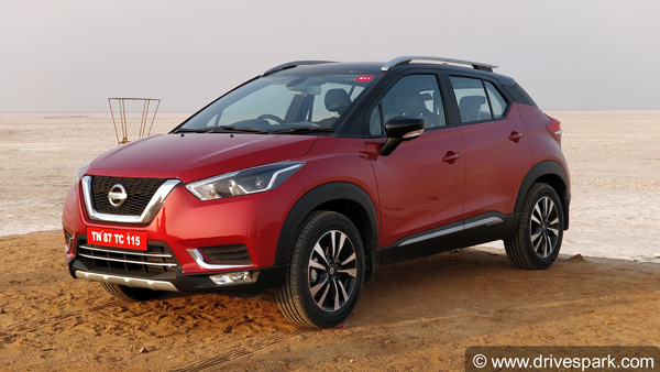 New Nissan Kicks Variant 'XE' Diesel Launched In India: Priced At Rs 9.89 Lakh