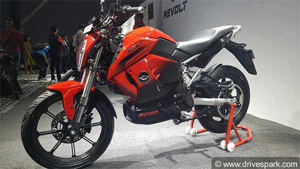 Revolt RV400 Electric Motorcycle Launch Date Confirmed: Scheduled For 28th Of August
