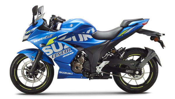 Suzuki Gixxer SF 250 MotoGP Edition Launched In India: Priced At Rs 1.71 Lakh
