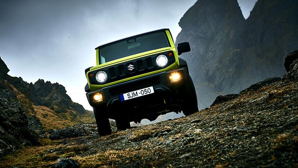 Suzuki Jimny India Launch Confirmed For End-2019: Likely To Be Rebadged As Gypsy