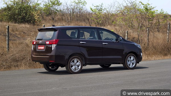 Next-Gen Toyota Innova To Be Powered By Petrol-Hybrid Engine; Diesel Models To Be Discontinued
