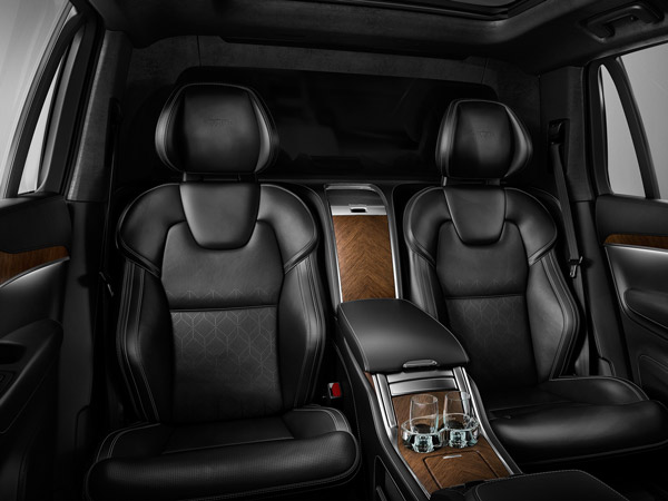 Volvo Xc90 Commercial >> Volvo XC90 Excellence Lounge Console Launching 3 September ...