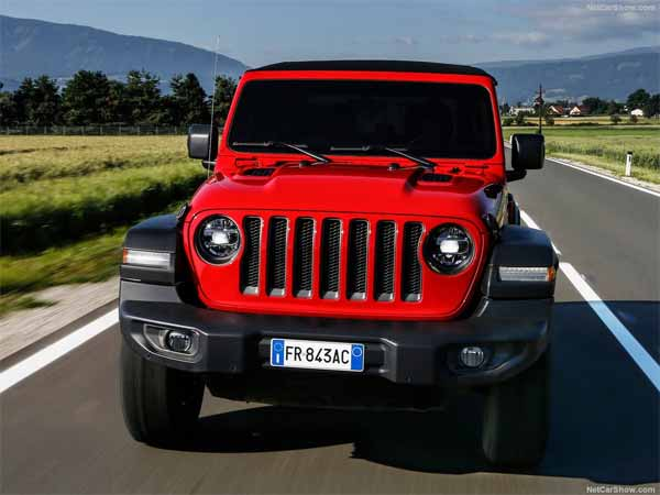 2020 Jeep Wrangler SUVs Launching On 9 August: All You Need To Know