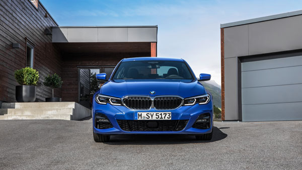 BMW 3 Series Launched In India With Prices Starting At Rs 41.40 Lakh
