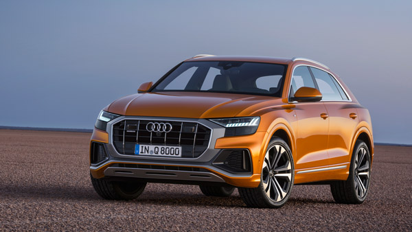 Audi Q8 SUV Launch Confirmed For This Festive Season: Details & Specs