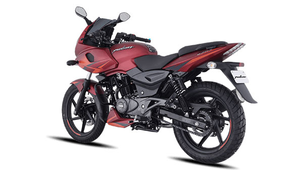 Bajaj Pulsar 220F Launched In New 'Volcanic Red' Paint Scheme: Priced At Rs 1.07 Lakh