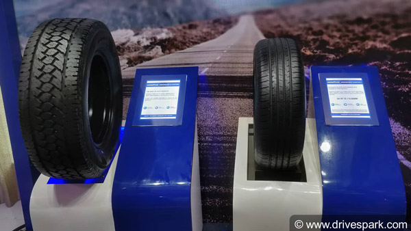 Goodyear Launches Tarmac & Off-Road Specific Car Tyres In India
