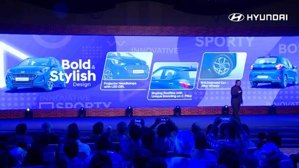 Hyundai Grand i10 NIOS Design
