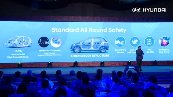 Hyundai Grand i10 NIOS Safety