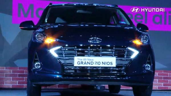Hyundai Grand i10 NIOS Revealed