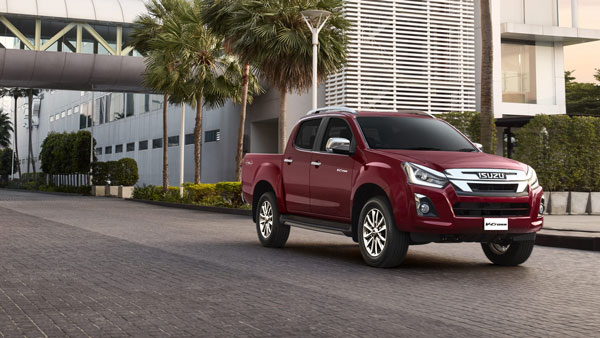 New Isuzu V-Cross Diesel Automatic Launched In India At Rs 19.99 Lakh: Specs, Features & Other Details
