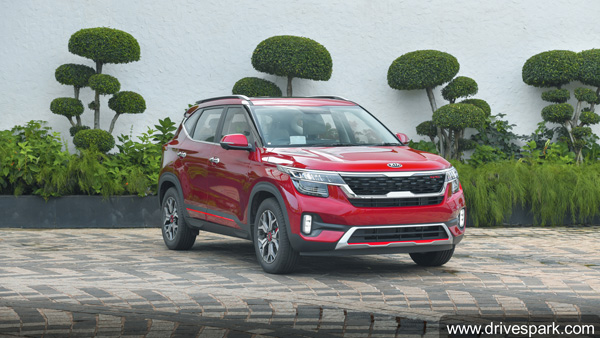 Kia Seltos' GT Line Variants Will Soon Come With Diesel Power