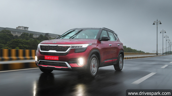 Kia Seltos GT-Line Diesel-Automatic Bookings Open Ahead Of Launch