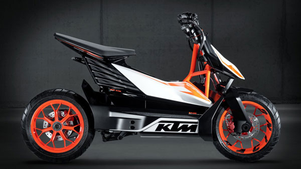 Bajaj-KTM Electric Scooter In The Making & Launch Expected Soon