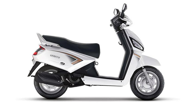 Mahindra Gusto 110 CBS & 125 CBS Launched In India: Prices Start At Rs 51,000