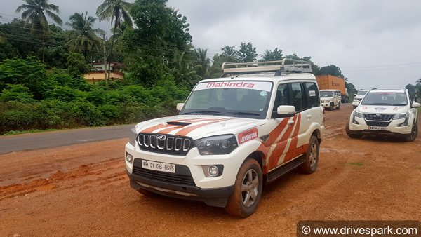 Mahindra Monsoon Challenge 2019: One Of India's Biggest TSD Rally Held Between Mangalore To Ooty