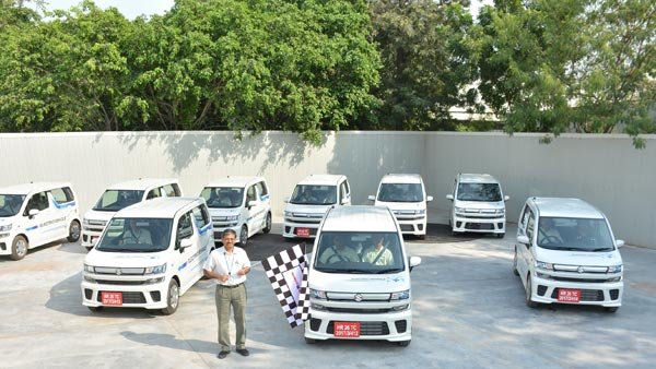 Maruti Suzuki WagonR Electric Launching Next Year Is Only For Cab Aggregators