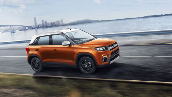 Maruti Suzuki Vitara Brezza Petrol India-Launch Confirmed For February 2020