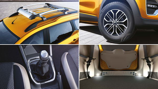 Renault Triber Official Accessories Launched: List & Details