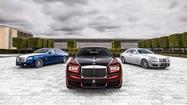 Rolls-Royce Ghost Zenith Edition Revealed With Just 50 Units To Be Produced