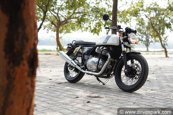 Royal Enfield Continental GT 650 BS6 Spied Testing Ahead Of Launch