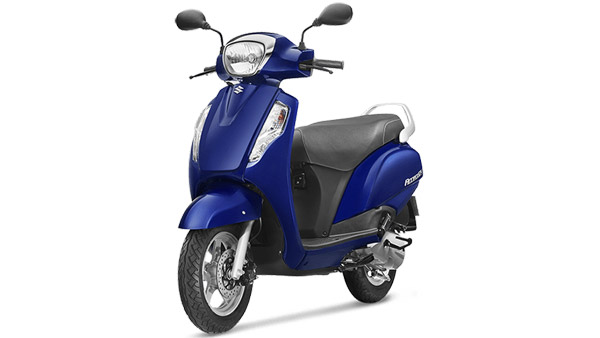 Suzuki Access 125 'Drum-Brake Alloy Wheel' Variant Launched In India At Rs 59,891